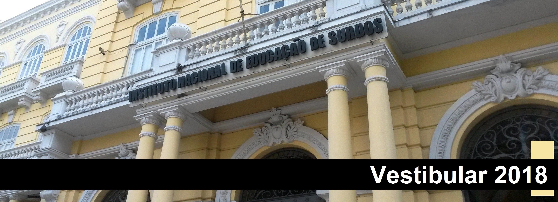 Vestibular INES já tem locais, datas e horários da prova de libras divulgados; confira