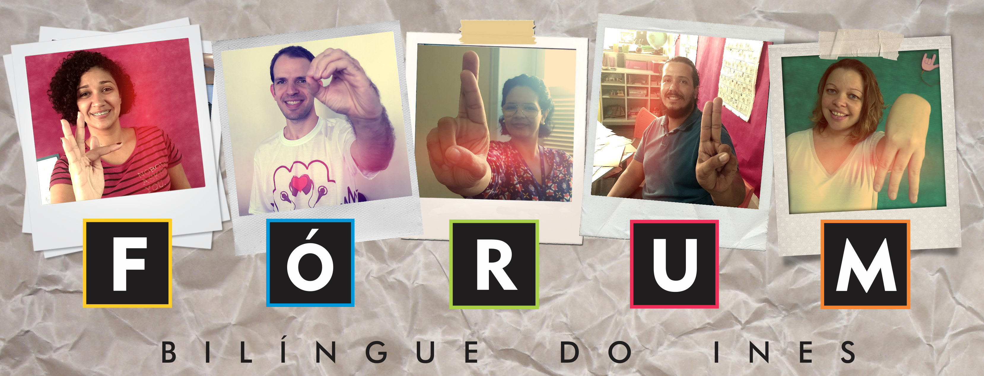 Fórum Bilíngue do INES terá edição especial no dia 28 sobre políticas linguísticas